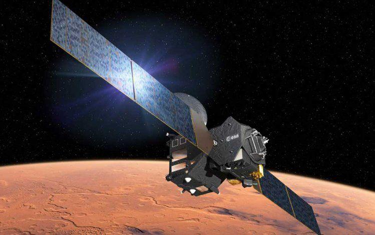 Europa y Rusia van a buscar vida en Marte