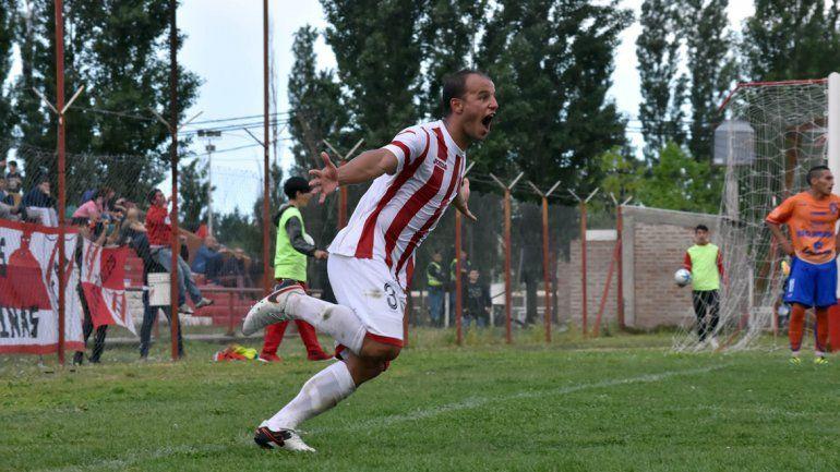Se sacó la mufa. Independiente le ganó 3 a 1 a Deportivo Roca y cortó la racha de 4 derrotas. Gonzalo Lucero metió 2 y Nahuel Gónzalez el otro.