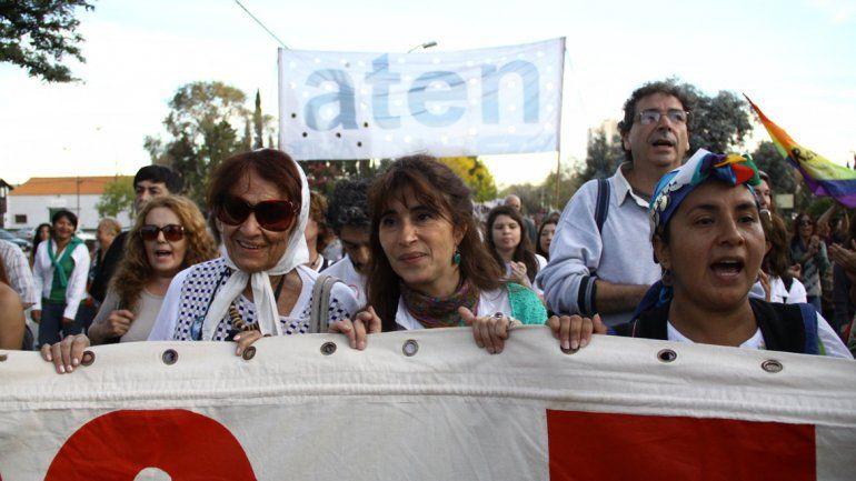 Provincia deberá indemnizar a familiares del docente Fuentealba