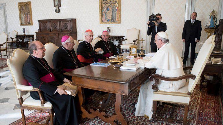 Los líderes de la CEA le dijeron a Francisco que lo querían ver en Argentina.