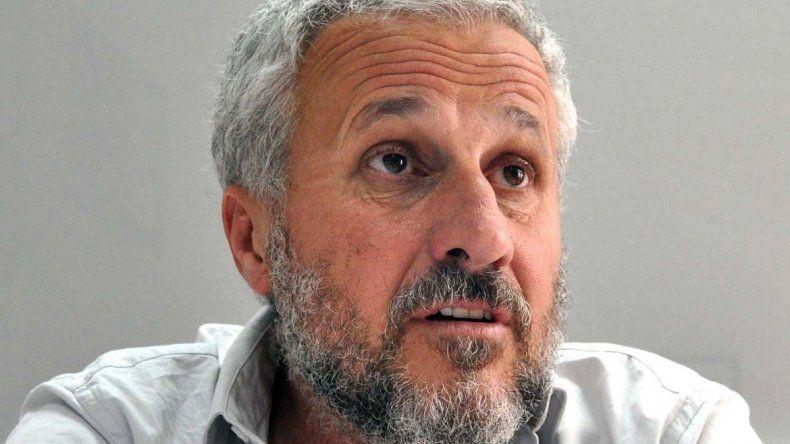 Andrés Peressini judicializará la deuda heredada.