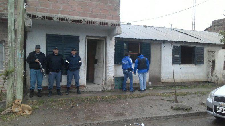 Los allanamientos fueron realizados por Delitos Económicos.