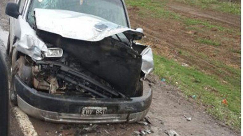 La Citroën Berlingo se llevó la peor parte