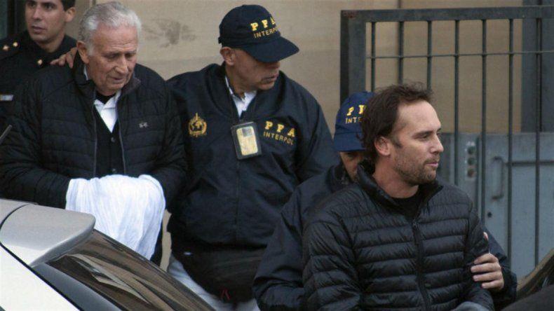 Hugo y Mariano Jinkis se entregaron en 2015 tras ser denunciados.