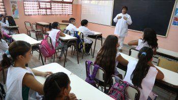 La pérdida de días de clases por diversos motivos originó que el gobierno provincial decida ampliar el ciclo lectivo.