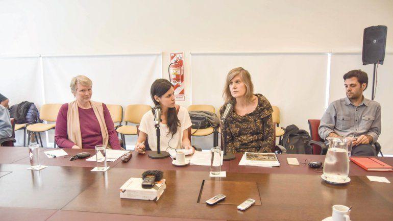 En la Legislatura y la UNCo se desarrolló la Jornada sobre Fracking y Salud.
