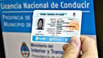 plottier prorroga el vencimiento de licencias de conducir