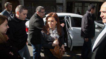 Cristina vuelve a Tribunales.