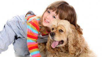 Un animal en casa es el mejor amigo de los chicos