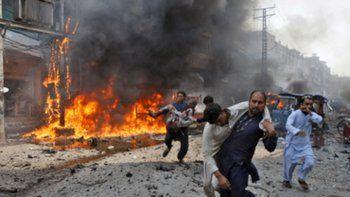 Bomba en Pakistán dejó al menos 52 muertos