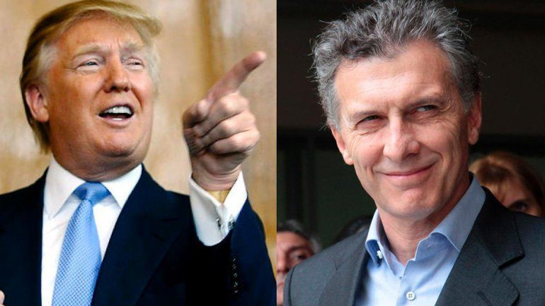 Trump adelantó su saludo por el aniversario de la Independencia argentina