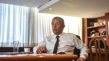 pechi advirtio que no se puede desfinanciar al estado nacional