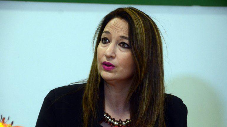 La abogada Luciana Cataldi disertó en Neuquén sobre la problemática.