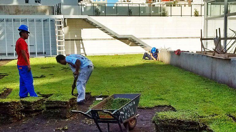 Ya Se Diseñan Los Edificios Con Terrazas Verdes Construcción