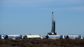 la produccion de shale gas en vaca muerta crecio un 36 por ciento en octubre