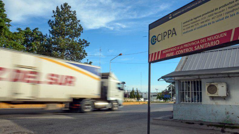 La detección del ingreso de carne de cerdo desde La Pampa se dio en las oficinas del CIPPA