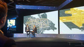 Pechi usará los datos de la gente para tener una ciudad inteligente