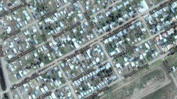 secuestraron armas y drogas en megaoperativo por robos a casas