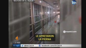 un globo poseido aterroriza en un hospital