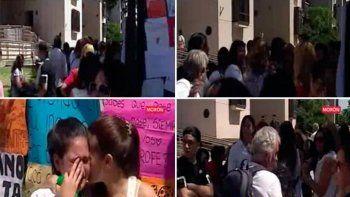 Los familiares de las víctimas celebraron la condena; algunos docentes apoyaron a su compañero y lo creen inocente.