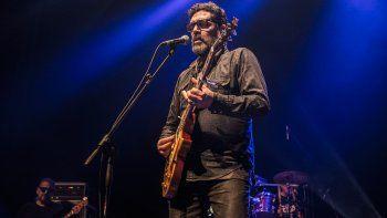 Ricardo Tapia, líder de una banda con más de 25 años de vida a puro blues.