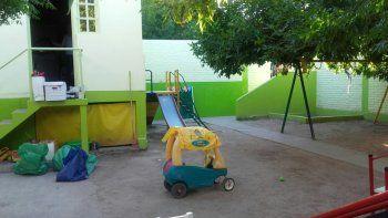 cerro ardillitas, el primer jardin de infantes de la ciudad