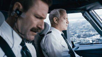 Tom Hanks mantuvo largas conversaciones con Chesley Sullenberger, quien se convirtió en héroe.