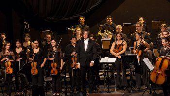 Positivo. El maestro Andrés Tolcachir consideró que este año la orquesta profundizó su vínculo con los niños y los jóvenes.