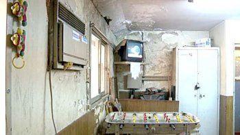 El Gobierno hizo un relevamiento y encontró deterioro en la Casa Rosada.