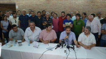 El gremio lanzó una huelga de 48 horas. Será desde el lunes a la mañana.