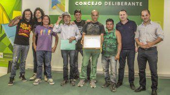 La Moto, una familia del rock creada por Ángel Esteban Salvi, el Rulo.