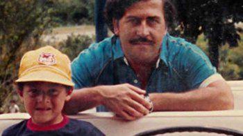 a 23 anos de la muerte de pablo escobar, su hijo hablo en un video y se descargo contra los medios