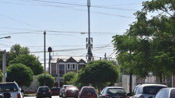 Plottier tiene una deficiente disponibilidad de potencia en las antenas.