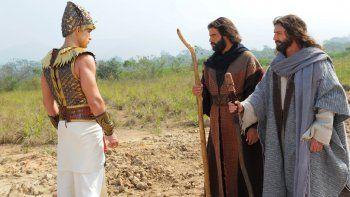Moisés y los diez mandamientos ocupará el horario de Educando a Nina.