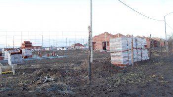 Se prevé la terminación de planes de vivienda en marcha y el inicio de varios otros en diferentes barrios cipoleños.