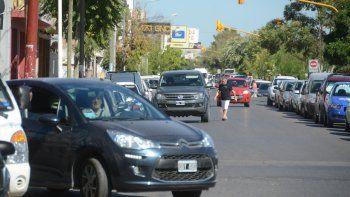 no se podra estacionar mas en varias calles de la ciudad