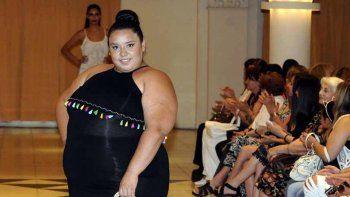 Con 24 años, Estefanía Correa quiere hacer historia en los concursos de belleza y terminar con ciertos estereotipos físicos. Es modelo de talle XL y aspira a ser la reina de la Vendimia 2017.
