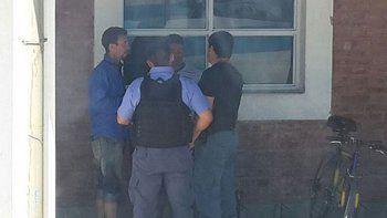El ladrón fue reducido en un baño de la terminal de Cutral Co.