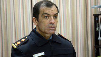 ruben tissier es el nuevo jefe de la policia tras la salida de liria
