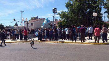 protestan en contra de los despidos en el petroleo
