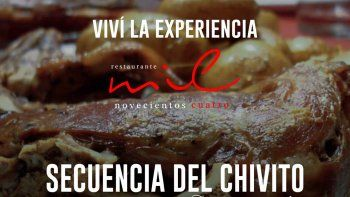 mil novecientos cuatro despide el ano con el chef ramon vazquez