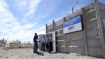 La estación de Nueva Esperanza, de 5 MVA, permitirá distribuir energía a comercios de la zona norte de la ciudad.