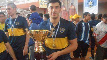 La víctima, de apenas 24 años, era un destacado jugador de futsal.