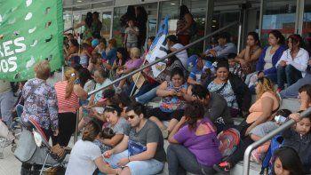 Barrios de Pie quiere un cupo de aportes para 500 familias.