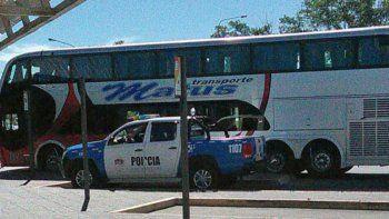 La Policía asesoró a las víctimas del tour de compras tras el robo.