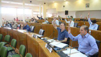 En la última sesión, los concejales neuquinos también aprobarían el nuevo camping municipal, entre otros temas.