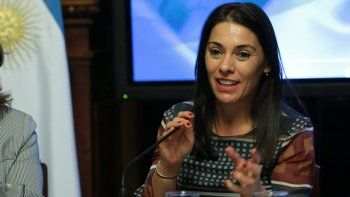 La senadora había sido muy crítica del gobierno nacional, pero no acompañará el dictamen de la oposición.