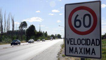 La idea es desmotivar a los conductores a superar las velocidades permitidas.