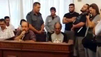 tras 9 anos, el acusado de 6 muertes enfrenta a la justicia