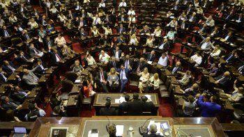 El Congreso de la Nación volverá a discutir el tema la semana que viene. Macri hace todo lo posible para postergar el debate.